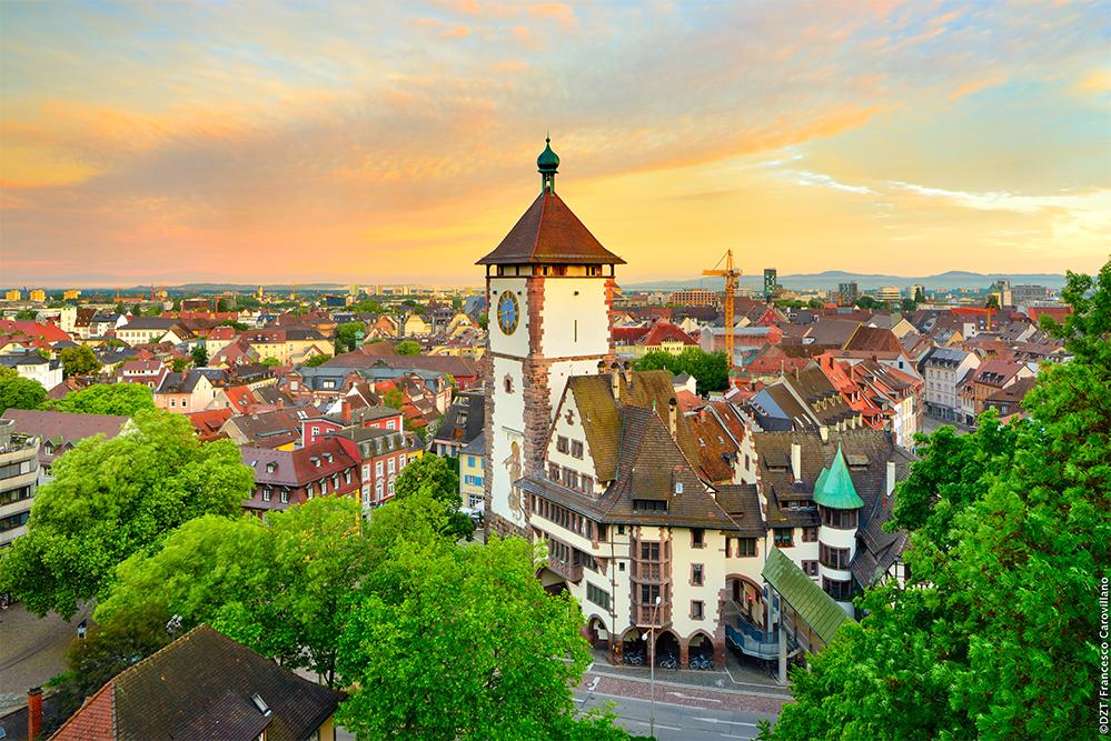 éco quartier Vauban de Fribourg