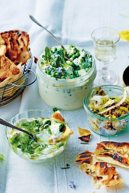 recette de sauce au yaourt pour apéro dinatoire