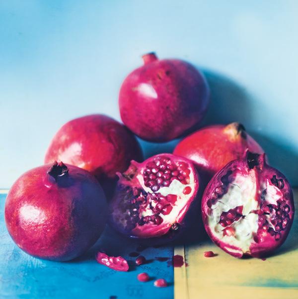 grenade fruit bienfaits