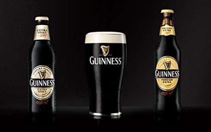 Guinness bière vegan