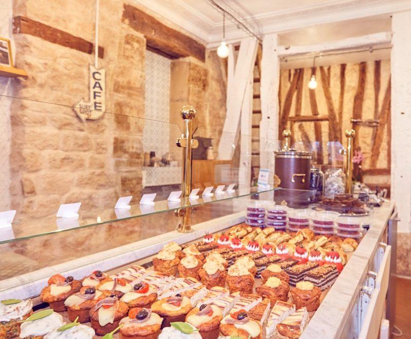 boulangerie patisserie privé de dessert