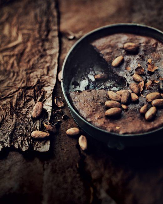 recette au chocolat - Fondant chocolat-praline