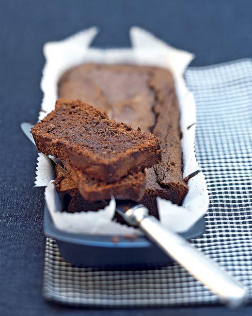 recette au chocolat - Gâteau léger au chocolat