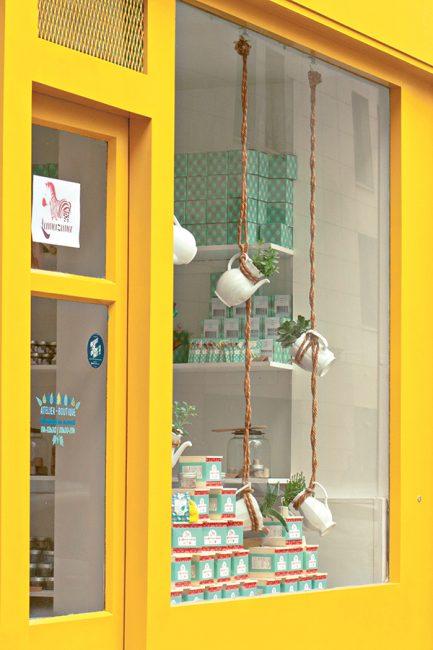 boutique zéro déchet lamazuna paris