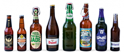 bière accompagnement repas