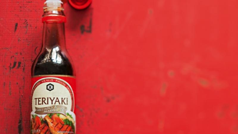 Sauce teriyaki 3