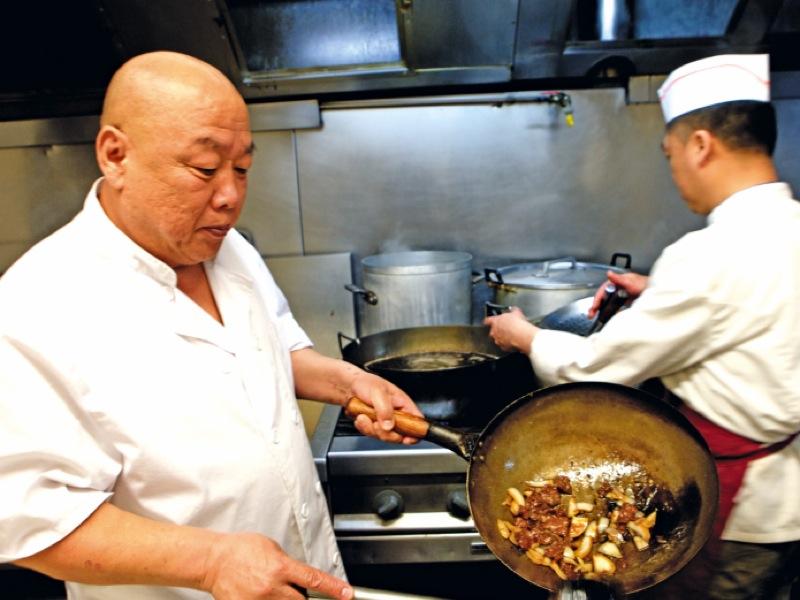 restaurant au délices de Confucius