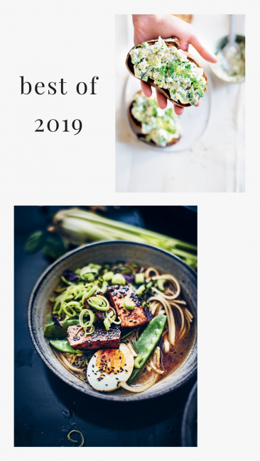 Saveurs best of 2019