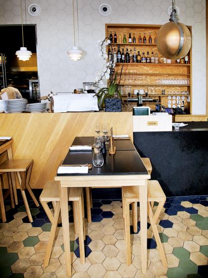 restaurant Neva cuisine