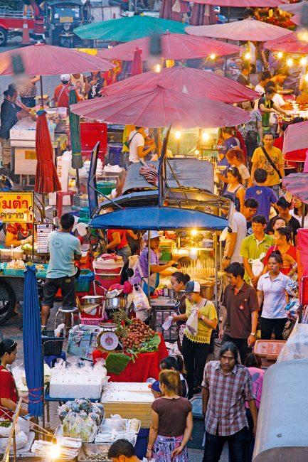 Thailande du nord