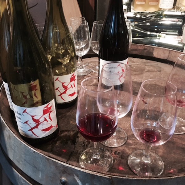 vin naturel beaujolais