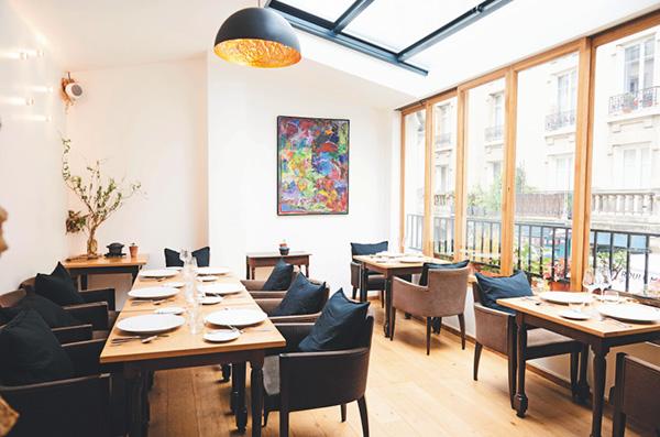 Botanique restaurant Paris 3