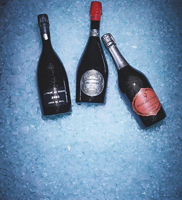 sélection de champagne