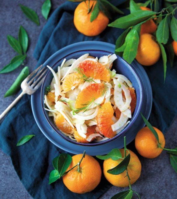 salade de fenouil