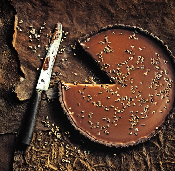 recette tarte au cholocat