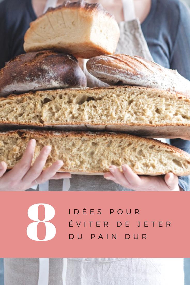 cuisine anti gaspillage : recycler des restes de pain pour limiter le gaspillage alimentaire