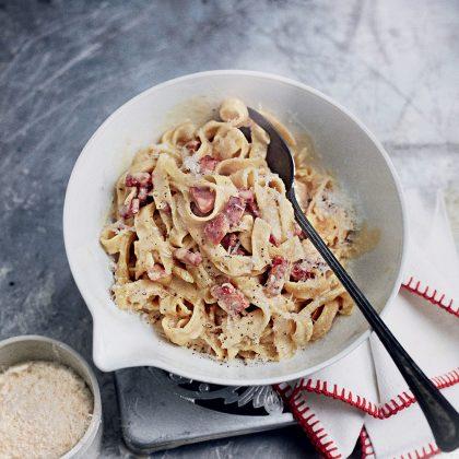 recette faciles pour faire des pâtes comme en Italie