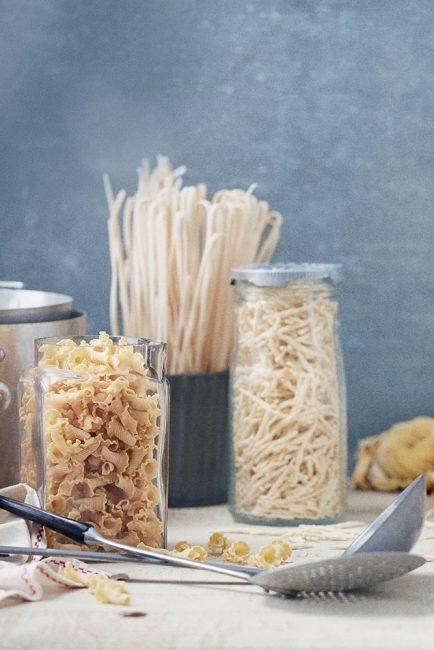 recettes de pâtes comme en Italie