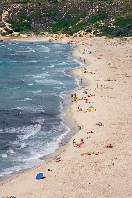 tourisme plage corse