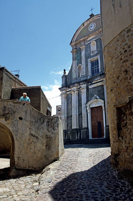 tourisme village corse