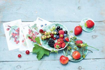Fruits rouges recettes