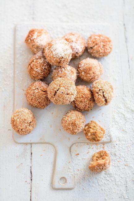 recette rochers congolais à la noix de coco