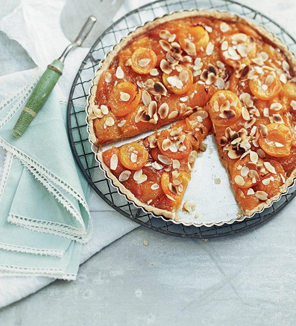 recette tarte aux abricots