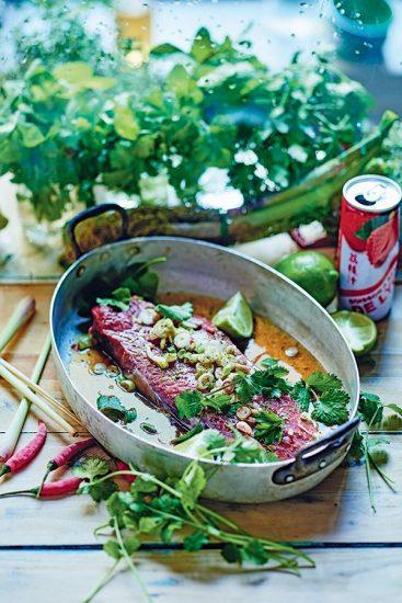 recette marinade de boeuf