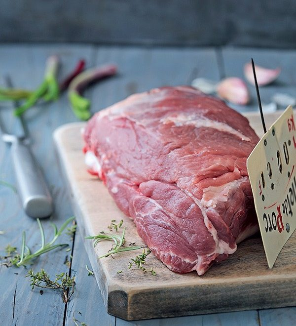 cuisiner échine de porc