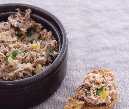 recette rillettes de sardines