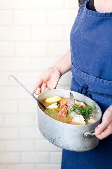 recette bouillabaisse