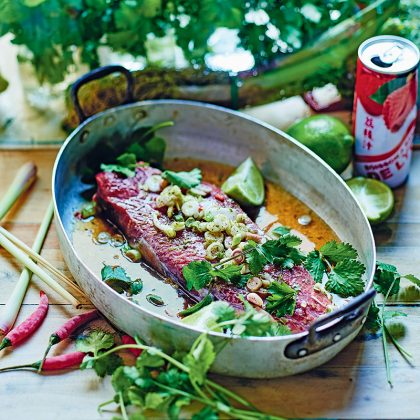 recette de marinade pour bœuf