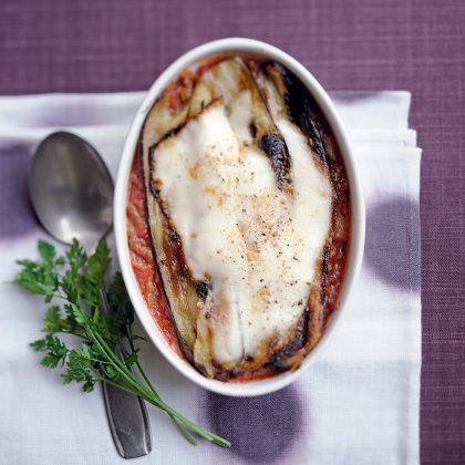 recette de moussaka