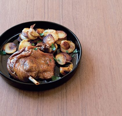 Confit de canard recettes