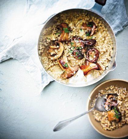 recette risotto vegan