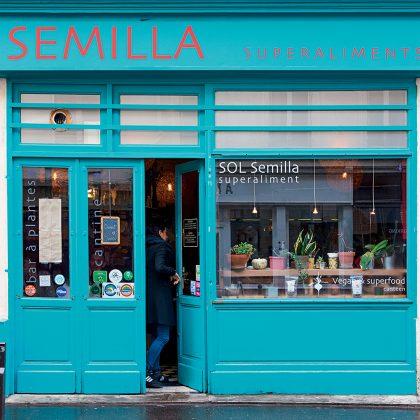les super-aliments mis à l'honneur chez Sol Semilla