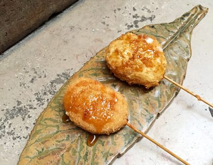 recette de kushikatsu