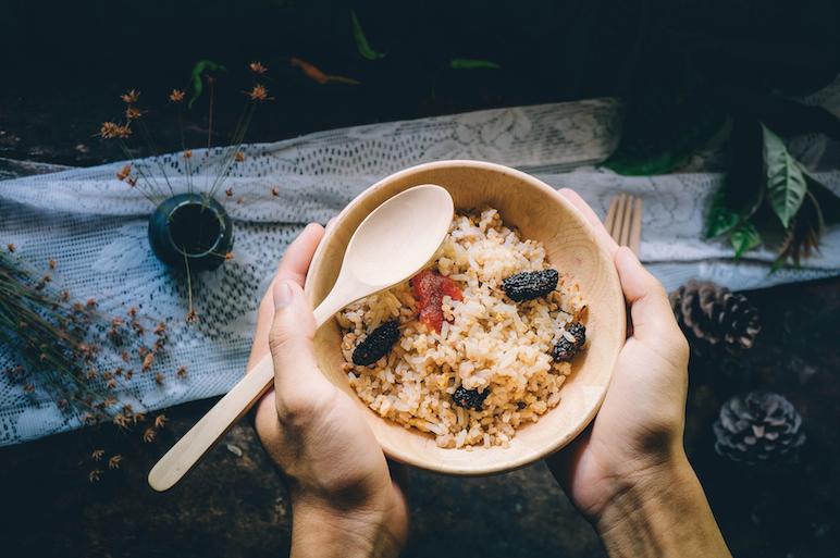 riz sauvage