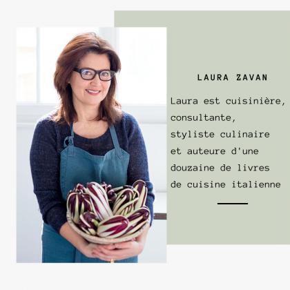 Portrait de Laura Zavan