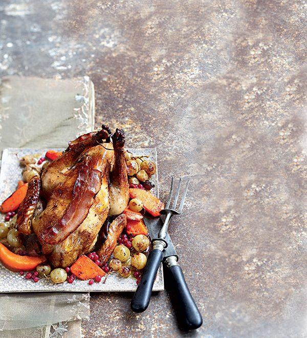 Célèbre Poularde farcie : pour un repas de Noel convivial - Saveurs Magazine QH27