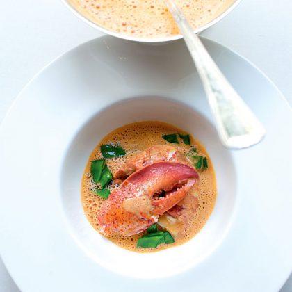 bisque homard
