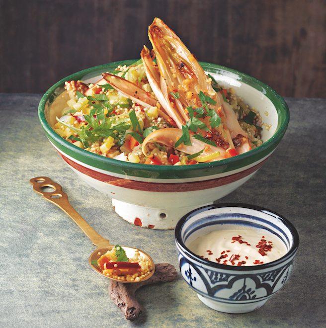 recette de quinoa vegan