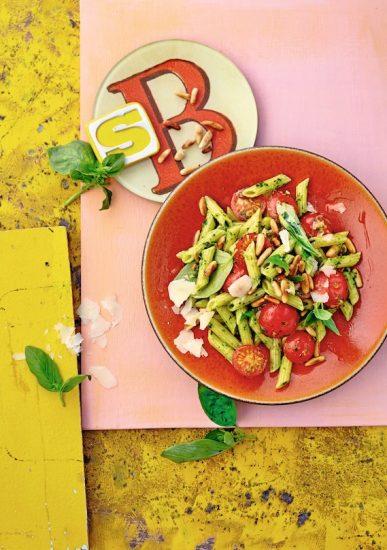 salade de penne végétarienne