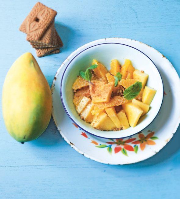 Comment couper une mangue ? 2