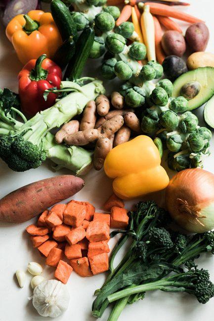 alliances de vitamines et minéraux pour éviter les carences d'un régime végétarien