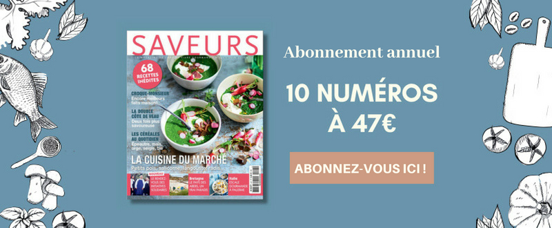abonnement saveurs