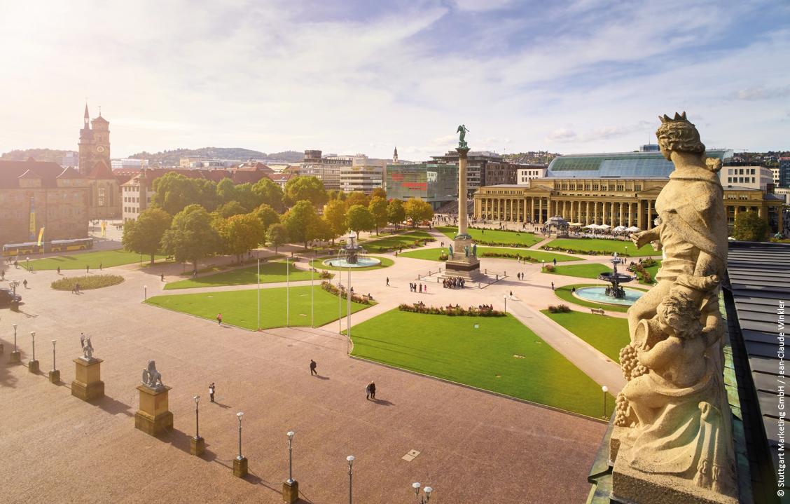 Visiter Stuttgart