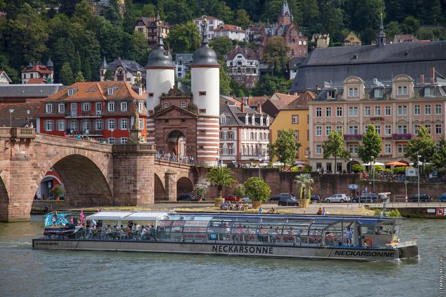 que faire à Heidelberg