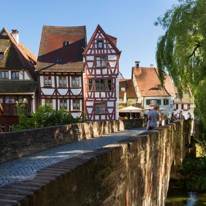 Visiter Ulm, dans la région du Bade-Wurtemberg