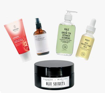 produits de beauté belle peau